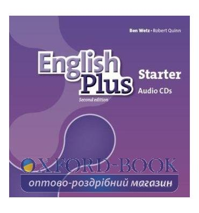 English Plus 2nd Edition Starter Class CDs
