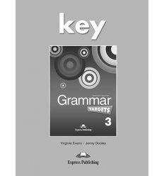 Grammar Targets 3 Key