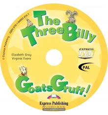 The Three Billy Goats Gruff DVD