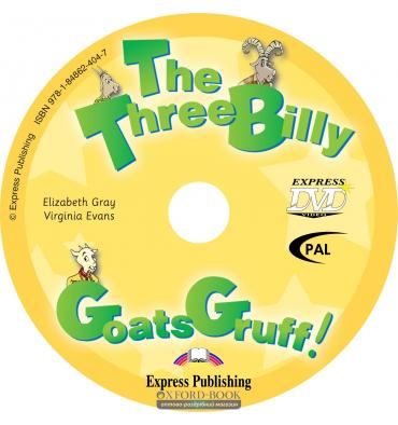 The Three Billy Goats Gruff DVD