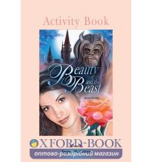 Beauty and The Beast Activity Book
