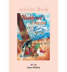 Blackbeard's Treasure Activity Book