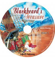 Blackbeard's Treasure Audio CD