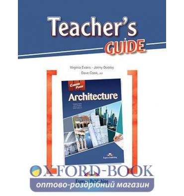 Career Paths Architecture Teacher's Guide