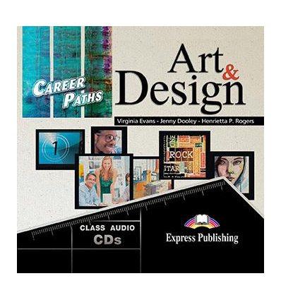 Career Paths Art and Design Class CDs