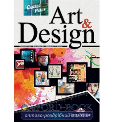 Career Paths Art and Design Student's Book