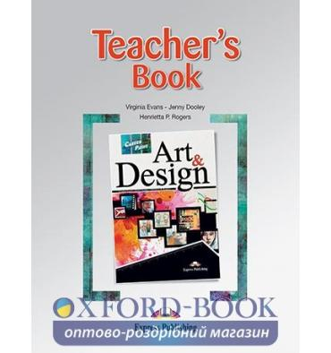 Career Paths Art and Design Teacher's Book