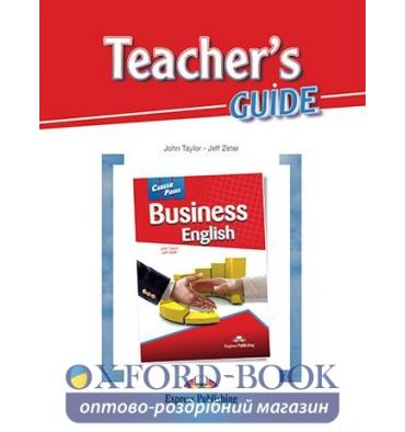 Career Paths Business English Teacher's Guide
