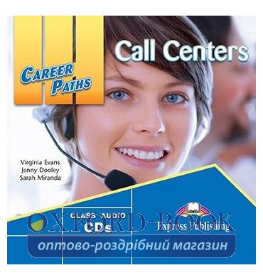 Career Paths Call Centers Class CDs