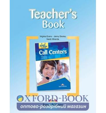 Career Paths Call Centers Teacher's Book