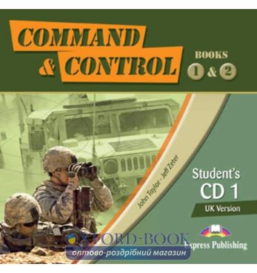Career Paths Command and Control Class CDs