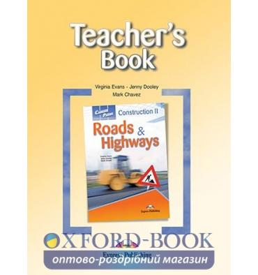 Career Paths Construction II Roads and Highways Teacher's Book
