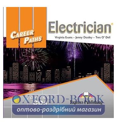 Career Paths Electrician Class CDs