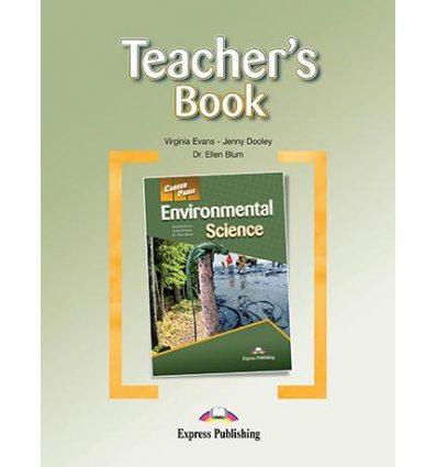 Career Paths Environmental Science Teacher's Book
