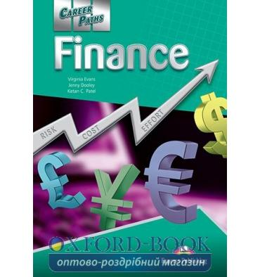 Career Paths Finance Student's Book