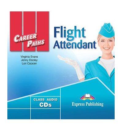 Career Paths Flight Attendant Class CDs