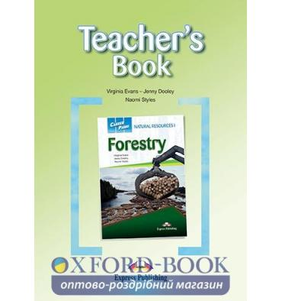 Career Paths Forestry Teacher's Book