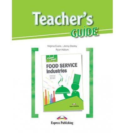 Career Paths Food Service Industries Teacher's Book