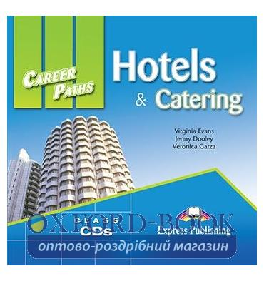 Career Paths Hotels and Catering Class CDs