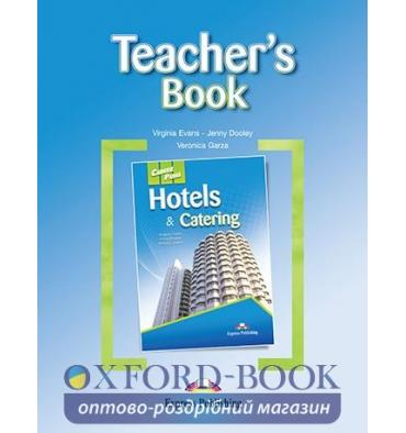 Career Paths Hotels and Catering Teacher's Book
