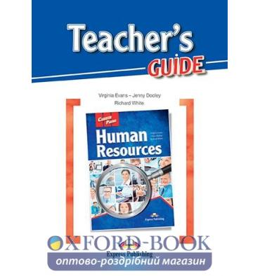 Career Paths Human Resources Teacher's Guide