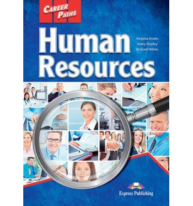 Career Paths Human Resources Class CDs