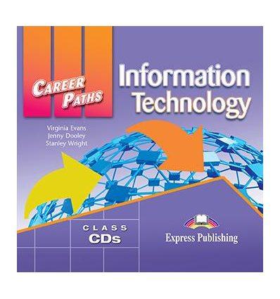 Career Paths Information Technology Class CDs