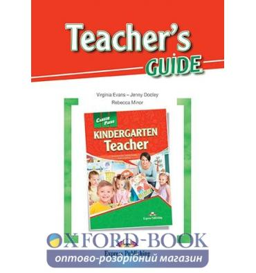 Career Paths Kindergarten Teacher Teacher's Guide