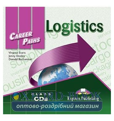 Career Paths Logistics Class CDs