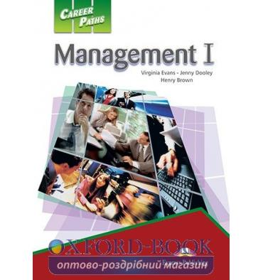 Career Paths Management 1 Student's Book