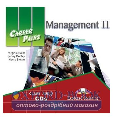 Career Paths Management 2 Class CDs