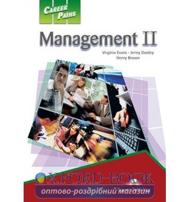 Career Paths Management 2 Student's Book