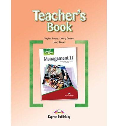 Career Paths Management 2 Teacher's Book