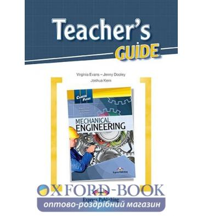 Career Paths Mechanical Engineering Teacher's Guide