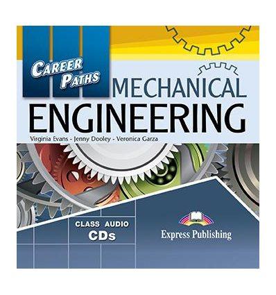 Career Paths Mechanics Class CDs