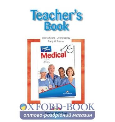 Career Paths Medical Teacher's Book