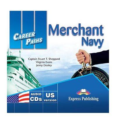 Career Paths Merchant Navy Class CDs