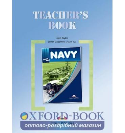 Career Paths Navy Teacher's Book