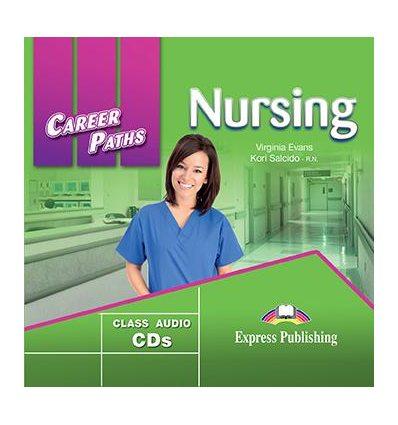 Career Paths Nursing Class CDs