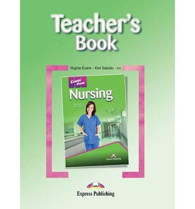 Career Paths Nursing Teacher's Book