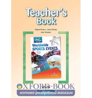 Career Paths Olympics Teacher's Book