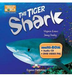 The Tiger Shark CD
