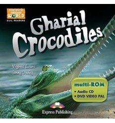 Gharial Crocodiles CD