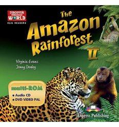 The Amazon Rainforest DVD