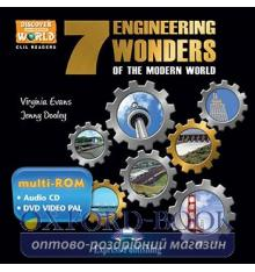 7 Engineering Wonders of the Modern World CD