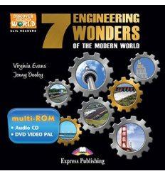 7 Engineering Wonders of the Modern World DVD