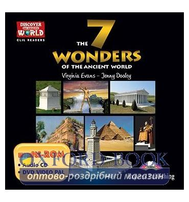 The 7 Wonders of Ancient World DVD