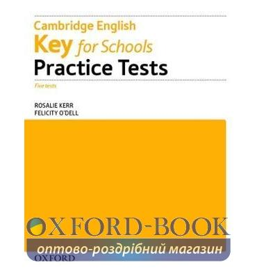 Cambridge English Key for Schools Practice Tests