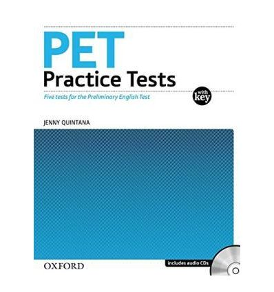 Cambridge Pet Practice Tests Students Book