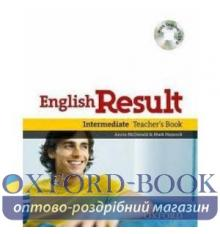 English Result Intermediate Teacher's Resource Pack